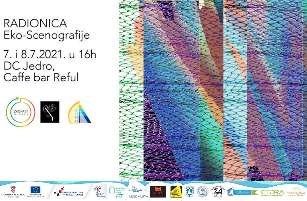 Radionica Ekoscenografije za 13. Festival slobodne glazbe