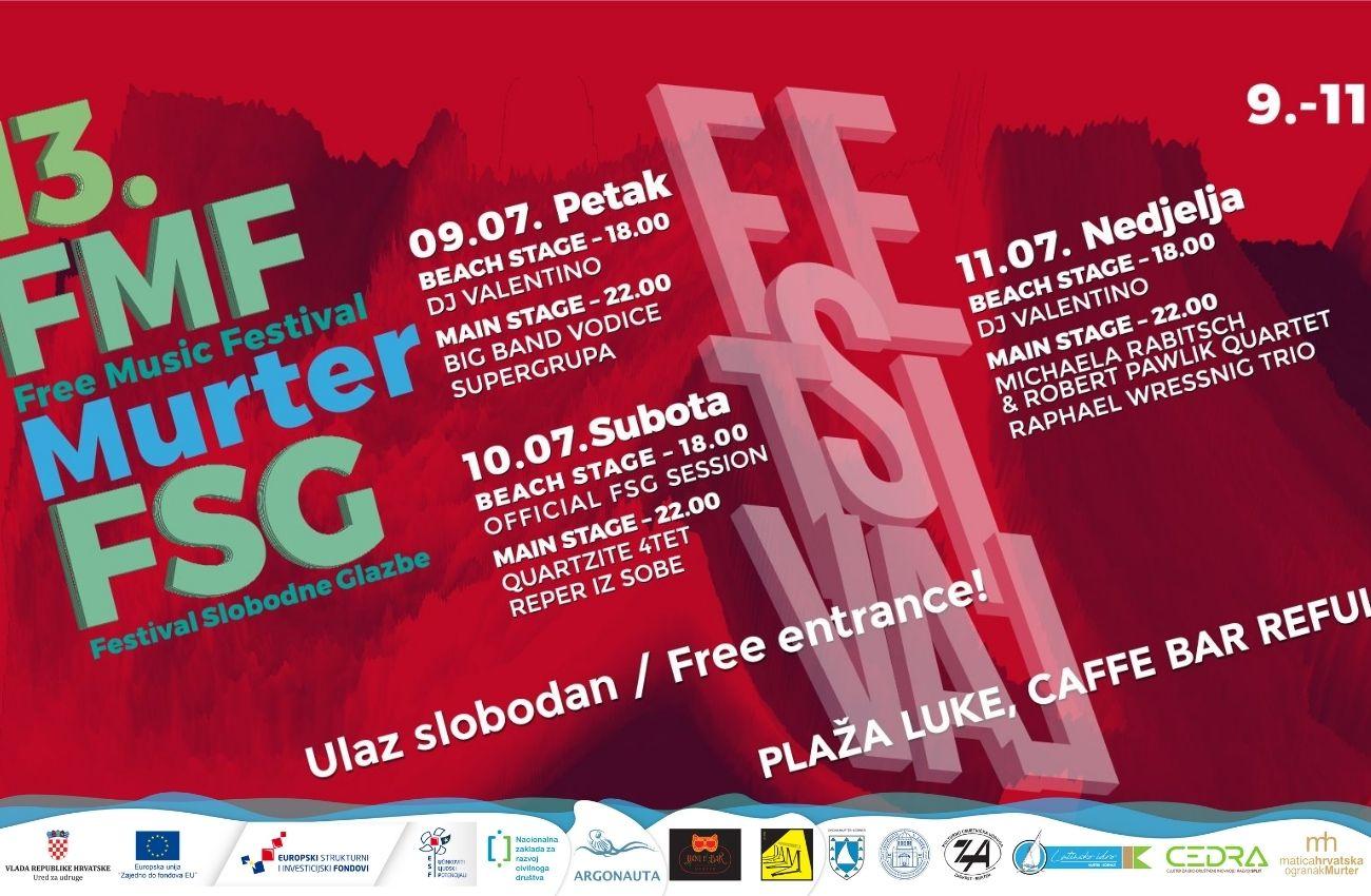 13. festival slobodne glazbe